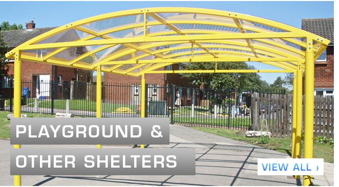 Playground & Larger Shelters